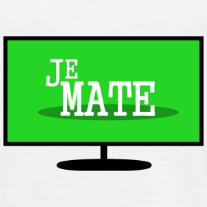 je mate Tee shirts - T-shirt Homme