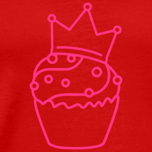 Cupcake Princess T-Shirts - Men's Premium T-Shirt