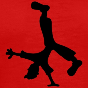 Breakdancer T-shirts - Mannen Premium T-shirt