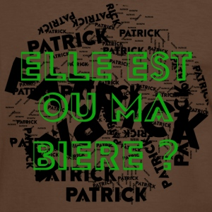 st patrick Tee shirts - T-shirt contraste Homme