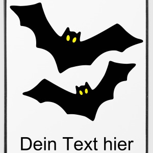 bats zweifarben Mobil- & tablet-covers - iPhone 4/4s Hard Case