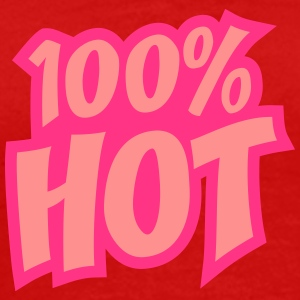 100 Procent Hot T-shirts - Herre premium T-shirt