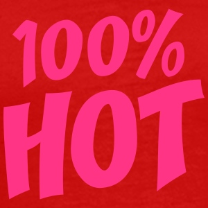 100 Procent Hot T-shirts - Mannen Premium T-shirt