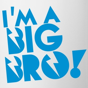 I'm a BIG BRO (Brother) Bottles & Mugs - Mug