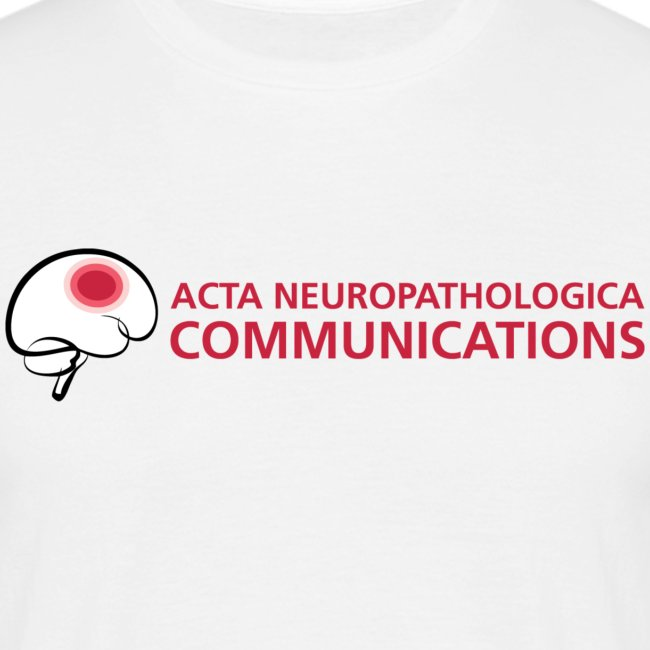 Acta Neuropathologica Communications Mens T-shirt
