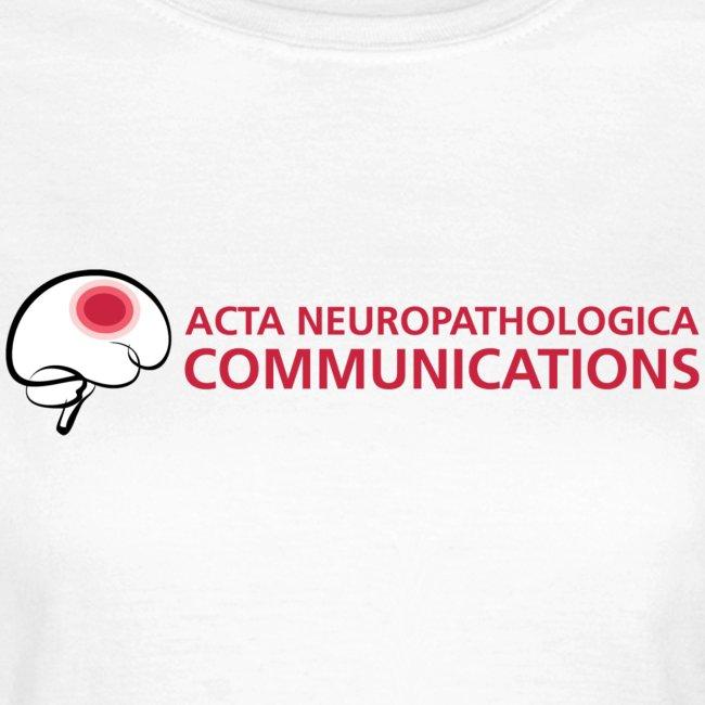 Acta Neuropathologica Communications Womens T-shirt