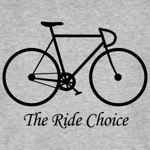 The Ride Choice! T-Shirts - Männer Bio-T-Shirt