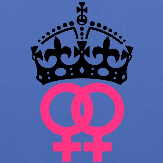 Pride Shop - Crown Logo