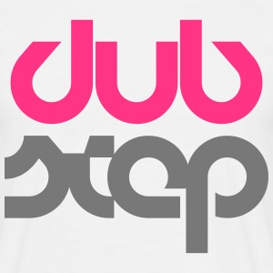 Dubstep T-shirts - Herre-T-shirt