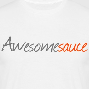 Awesomesauce T-shirts - T-shirt herr