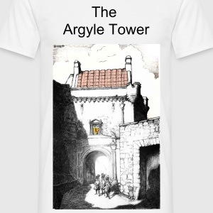 The Argyll Tower - Men's T-Shirt