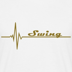 Swing T-Shirts - Men's T-Shirt
