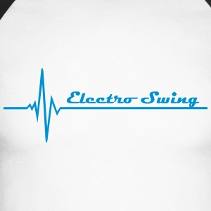 Electro Swing Long sleeve shirts - Men's Long Sleeve Baseball T-Shirt