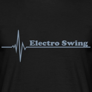 Electro Swing T-Shirts - Men's T-Shirt