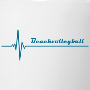 Beachvolleyball Bottles & Mugs - Mug