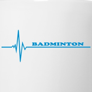 Badminton Bottles & Mugs - Mug