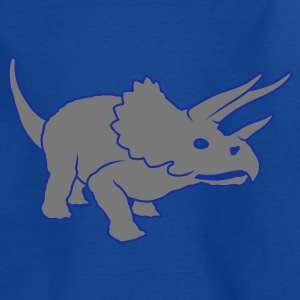 Bleu royal kids_dino_01_spreadready T-shirts Enfants - T-shirt Ado