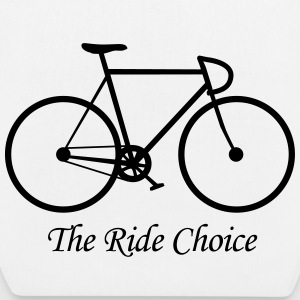 The Ride Choice! Taschen - Bio-Stoffbeutel