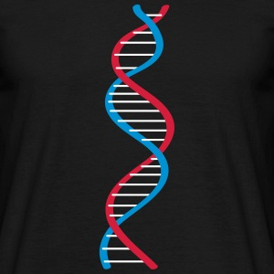 dna T-shirts - Herre-T-shirt