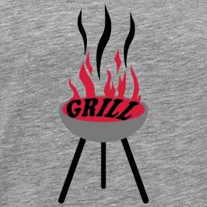 Grill Tee shirts - T-shirt Premium Homme