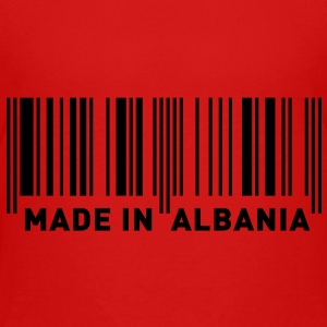 MADE IN ALBANIA - Teenage Premium T-Shirt