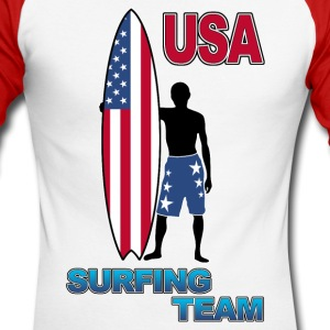 USA surfing