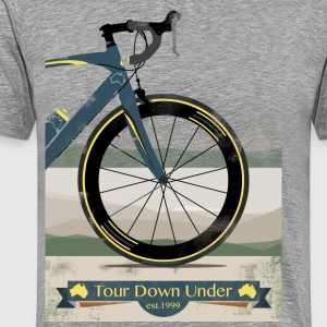 Tour Down Under Bike T-Shirts - Men's Premium T-Shirt