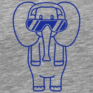 Cool Elephant Tee shirts - T-shirt Premium Homme