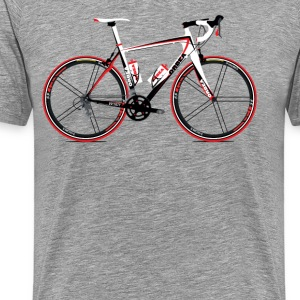 Race Bike T-Shirts - Men's Premium T-Shirt