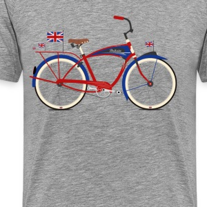 British Bicycle T-Shirts - Men's Premium T-Shirt