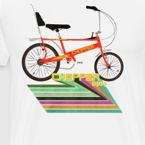 Chopper Bicycle T-Shirts - Men's Premium T-Shirt