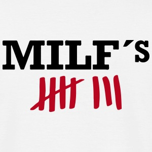 MILF HUNTER T-Shirts - Men's T-Shirt