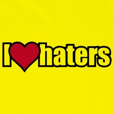 I LOVE HATERS Jakker & vester
