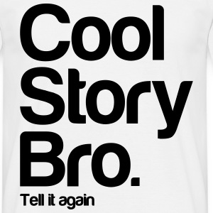 coolstorybro T-Shirts - Men's T-Shirt
