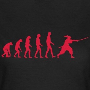 iaido evolution T-Shirts - Women's T-Shirt