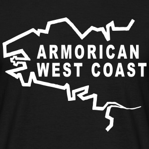 armorican westcoast 2 Tee shirts - T-shirt Homme