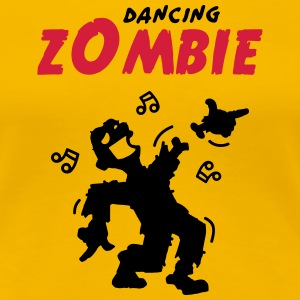 Dancing zombie loses his hand T-Shirts - Women's Premium T-Shirt