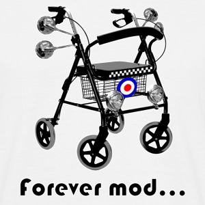 forever mod T-Shirts - Men's T-Shirt