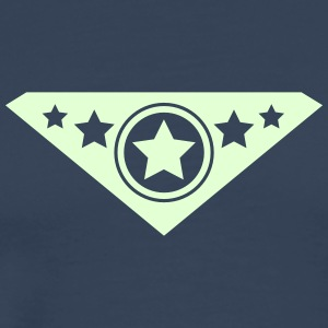 hero style - glow in the dark T-Shirts - Männer Premium T-Shirt