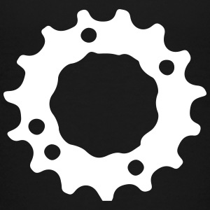 Mountain Bike utstyr sprocket gears 1c Skjorter - Premium T-skjorte for tenåringer
