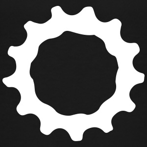 Mountain bike gear kædehjul gear 1c. T-shirts - Teenager premium T-shirt
