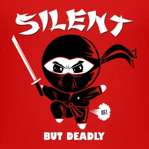 Silent but Deadly T-Shirts - Kinder Premium T-Shirt