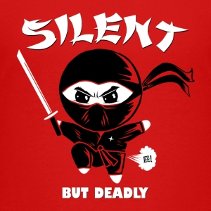Silent but Deadly Shirts - Teenager Premium T-shirt