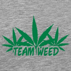 Team Weed T-Shirts