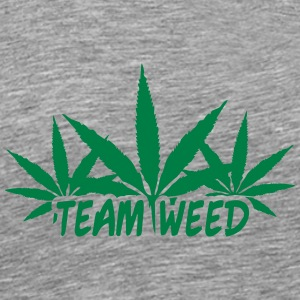 Team Weed Tee shirts - T-shirt Premium Homme