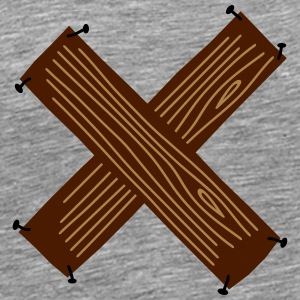 Planks T-Shirts - Men's Premium T-Shirt