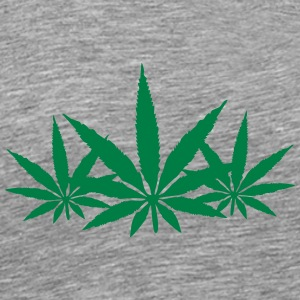 Weed Tee shirts - T-shirt Premium Homme