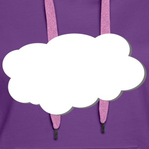 Cloud Hoodies & Sweatshirts - Women's Premium Hoodie