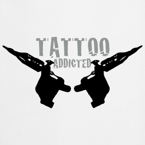 Tattoo Addict Addicted Addiction Tattosüchtig 2c Esiliinat - Esiliina