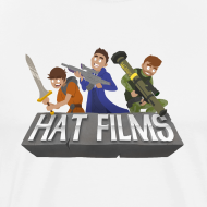 Design ~ Hat Films - Locked n Loaded Men's Classic T-Shirt